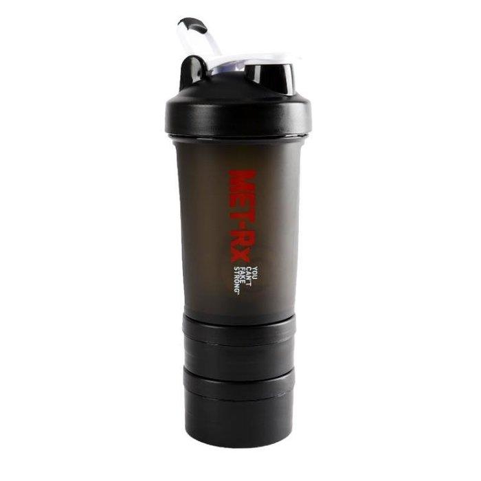 (免運)攪拌杯搖搖杯健身蛋白粉杯子運動水[BOOM]