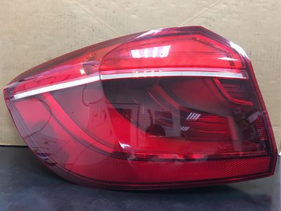 2011年BMW 5系列F10車型歐規9成新左後尾燈一顆