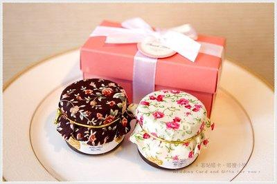 Double Love Pink盒「鄉村風布帽蜂蜜二入」禮盒.結婚婚禮小物.工商.禮品.贈品.來店禮.送客戶.幸福朵朵