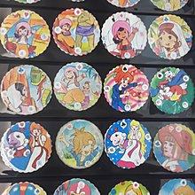 【五六年級童樂會】 早期絕版懷舊童玩尪仔標  天方夜譚 小寶歷險記 鋼鐵小英雄12
