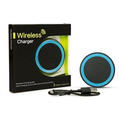 無線充電器 - 智能圆形无线充底座 快速手机无线充电器 Q5无线充定制