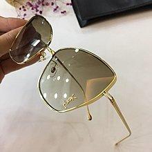 【小黛西歐美代購】YSL yves saint laurent 時尚潮流 夏日商品 太陽眼鏡 墨鏡顏色2 歐洲代購