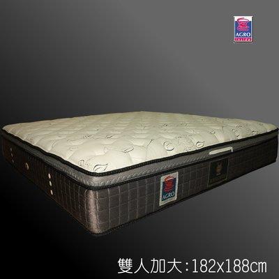 【偉儷床墊工廠】【AGRO~5cm比利...