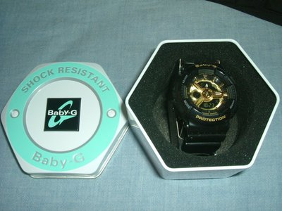 Baby-G 黑色錶