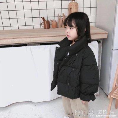 女童棉衣2018新款韓版兒童反季衣服秋冬季寶寶棉襖冬裝外套中小童