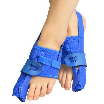 洛克小店腳拇指外翻矯正器拇外翻大腳骨矯正器腳趾變形糾正器日夜用