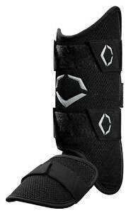 【一軍運動用品-三重店】Evo MLB 強化 可塑型 打擊護腳 黑色 WTV1200BLRHH