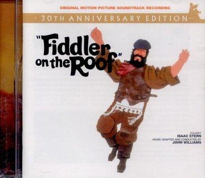 【進口版】屋頂上的提琴手 FIDDLER ON THE ROOF / 約翰威廉斯& 史坦-724353526627