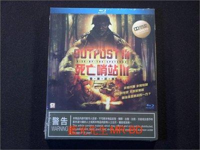 [藍光BD] - 獵殺前線3:不死戰隊 ( 死亡哨站 III : 變種起義 ) Outpost III