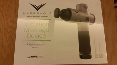 現貨Hypervolt 高速震動放鬆肌肉筋膜按摩器(香港行貨)Virbation Massage Device