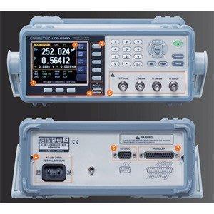 TECPEL 泰菱 》固緯 GWInstek LCR-6002 高精度 LCR 測試儀10Hz~2kHz RS-232