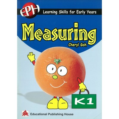 Pre-school Learning Skills for Early Years Measuring(K1)初級數學