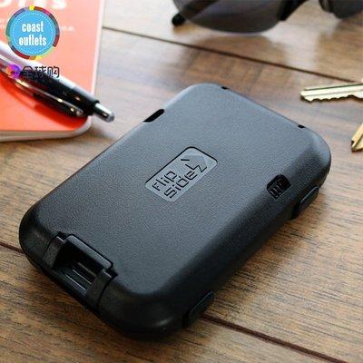 思思美國正品  Flipside Wallets 4代短款錢包 卡包防爆防壓男女通用