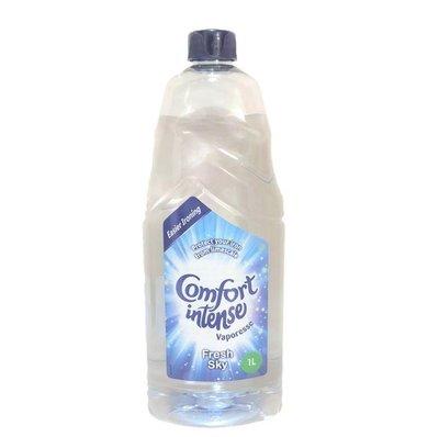 英國 Comfort 衣物用 熨燙水Ironing Water 1000ml (Fresh Sky天空清新款)