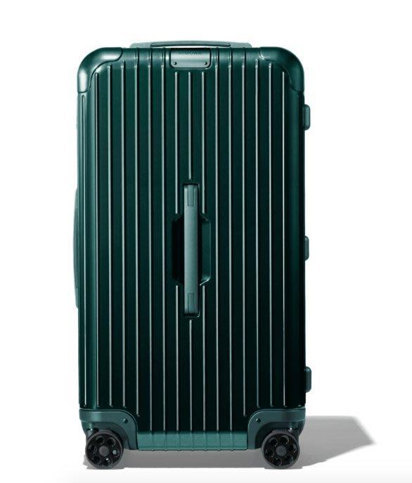 全新 新款 RIMOWA Salsa Sport   約29吋 中型運動旅行箱  綠色 白色 黑色