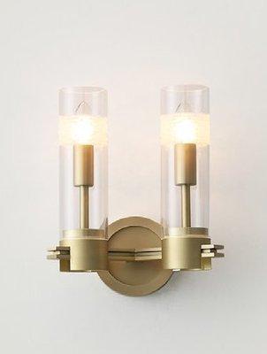 A+LIGHT[AplusLight]北歐風|玻璃燭光壁燈(B)|α