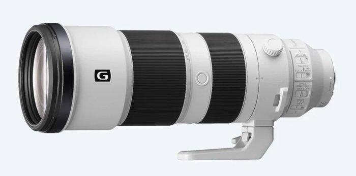 全新預購 FE 200-600 mm F5.6-6.3 G OSS 公司貨 高雄 晶豪泰3C 專業攝影
