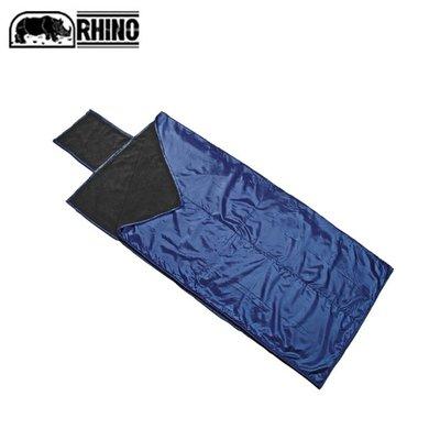 【大山野營】RHINO 犀牛 947(945) 人造毛毯睡袋 睡袋內套 保暖睡墊 防潮地墊 保暖刷毛 可全開
