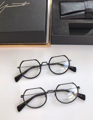 Yohji Yamamoto山本耀司 YY3018新款眼鏡框