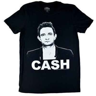 【小阿哥】JOHNNY CASH Straight Stare /T-SHIRT/短T/復古/流行