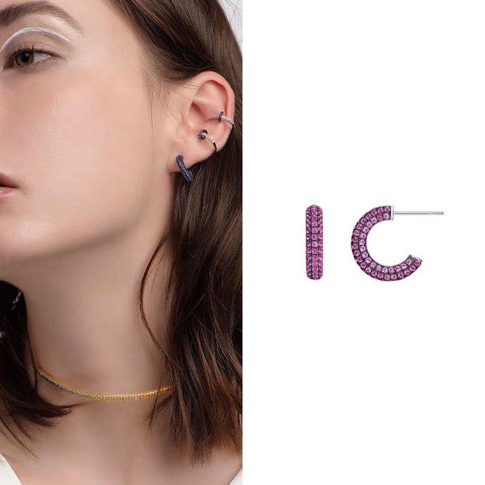 💎1856、怦然心動糖果精緻甜美輕奢耳環💎  精品 耳環 輕奢飾品 正韓飾品 925純銀針