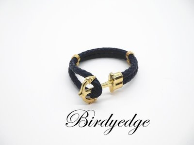 【Birdy Edge】海軍藍 編織 船苗 訂做