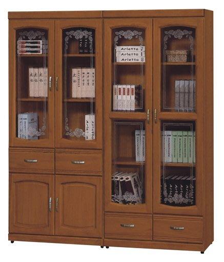 居家收納的好幫手 書櫃 置物櫃 新樟木3x6尺書櫃(4)屏東市 廣新 行