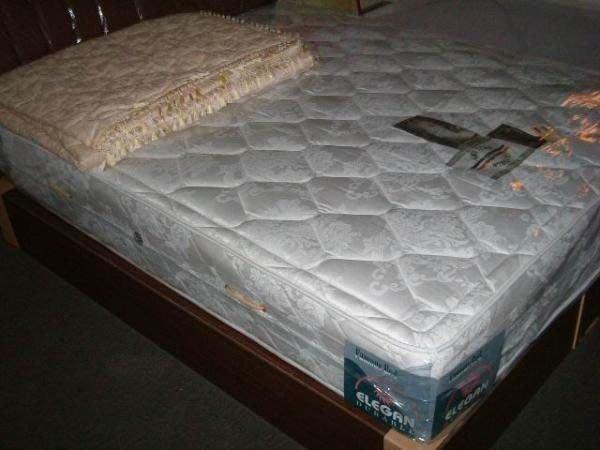 ※高雄 專業睡眠館 尊爵床墊※豪華版活性碳英國尊貴7環獨立筒床墊 單人3.5尺~iso國際認證