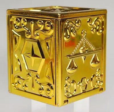 魂商店 限定 日版 聖衣神話 APPENDIX 黃金聖衣箱 VOL.3 單售 天秤 聖衣箱 一個