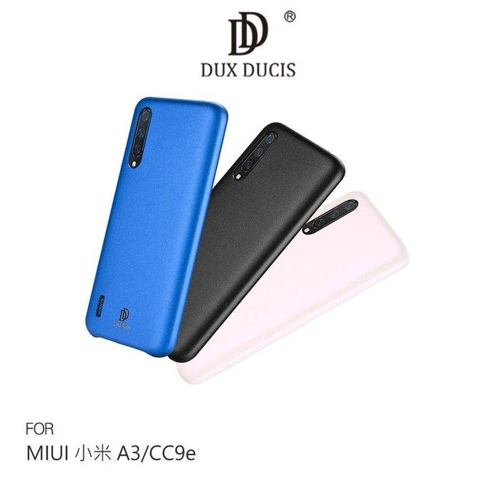 KINGCASE (現貨) DUX DUCIS MIUI 小米 A3/CC9e SKIN Lite 保護殼 背蓋式手機殼