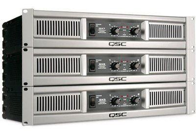 500W功率擴大機  QSC  GX5