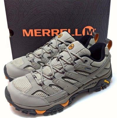 ✩Pair✩ MERRELL MOAB 2 GTX 登山健行鞋 J12133 男鞋 防水透氣 黃金大底耐磨程度佳 內嵌式避震氣墊