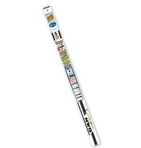 組合價GO-FINE夠好 日本NWB原廠雨刷膠條 19吋+24吋(600mm) 竹節式雨刷條 雨刷條 三節式雨刷替換膠條