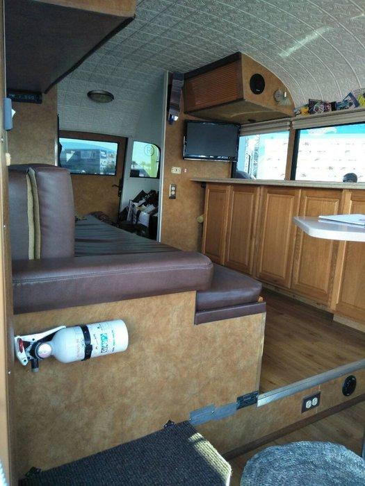 DJD19070554 DODGE 道奇 小巴士 廚房露營車設計服務 依需求報價