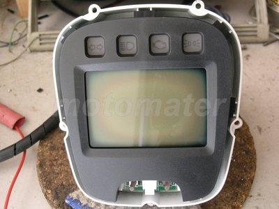 NEW cuxi100 液晶螢幕淡化維修(大明 機車液晶儀表板專業維修廠)