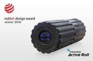 Tratac Active Roll 活力四段式振動按摩滾筒 輕型多功能振動滾筒