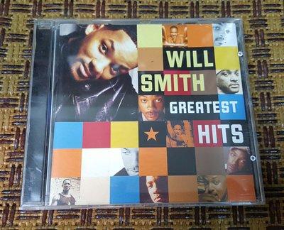 【二手 ◎ 影音新天地】威爾·史密斯 Will Smith - GREATEST HITS《絕版二手CD》