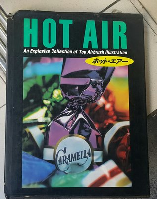 Hot Air An Explosive Collection of Top Airbrush illustration