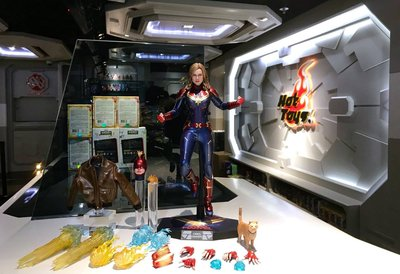 (次日單)Hot Toys - MMS522 -《驚奇隊長》(豪華版) Captain Marvel (Deluxe Version) Hottoys Ht