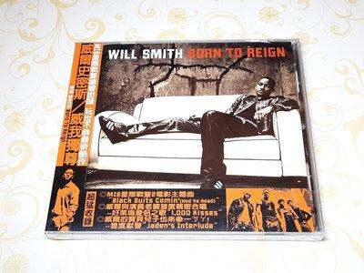 [懷舊影音小舖] WILL SMITH BORN TO REIGN 威爾史密斯 威我獨尊 CD全新未拆封