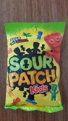 美國8oz(226g) SOUR PATCH kids軟糖