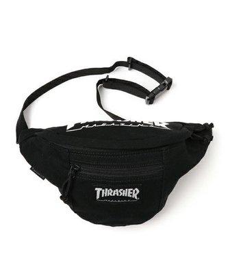 【日貨代購CITY】 THRASHER 迷你 肩背包 隨身 休閒 火焰 腰包 小包 5色 THRFL-3900 現貨