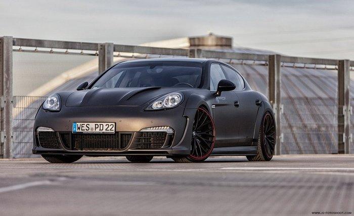【樂駒】PRIOR DESIGN (PD) PRIOR600WB 寬體空力套件 Porsche PANAMERA 970