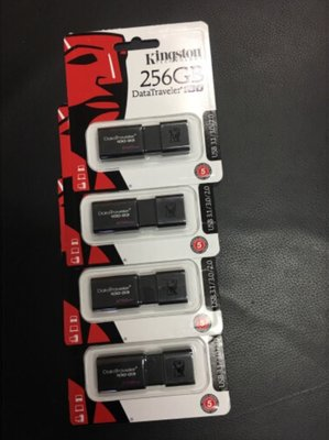 256gb USB 手指 Kingston 256G ssd 💯 NEW  公司貨 5年保養 提供發票 usb flash drive