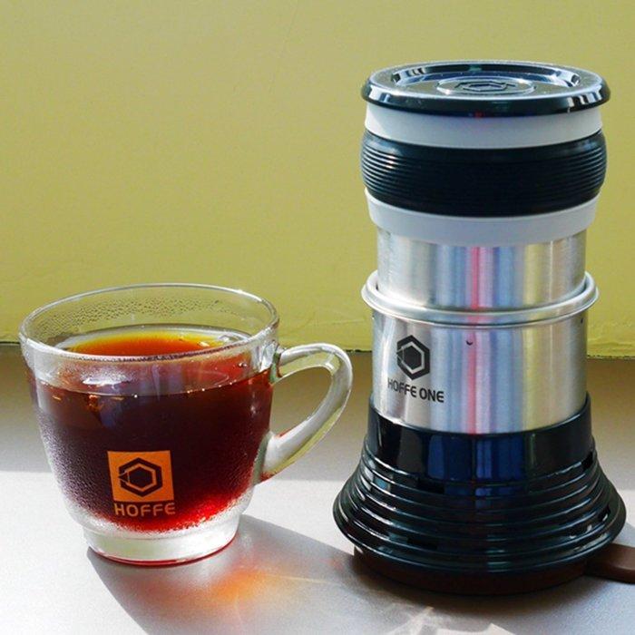 HOFFE ONE 手感咖啡機 尊爵黑 10A (收單: 10/06 出貨: 10/14)