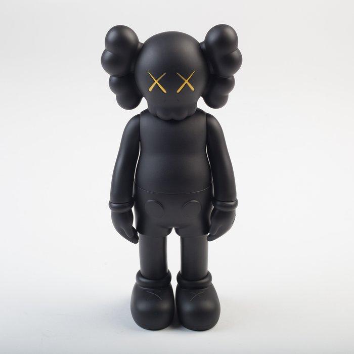 INDiCE↗ KAWS COMPANION Full Body Medicom Toy 全黑 搪膠公仔