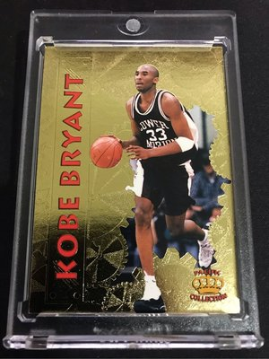 🐍1996 Pacific Power #6 Kobe Bryant