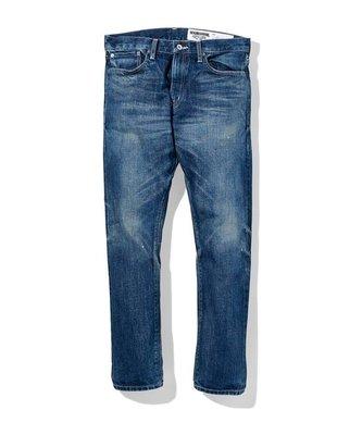 【STRIPES】19SS 水洗牛王 NEIGHBORHOOD WASHED DP NARROW 藍色 丹寧長褲 深窄 牛仔褲 單寧 超美水洗