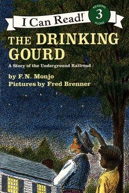 *小貝比的家*THE DRINKING GOURD / L3 /平裝/7~12歲/汪培珽--第四階段