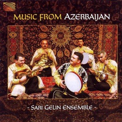 音樂居士*阿塞拜疆民間音樂 Sari Gelin - Music from Azerbaijan*CD專輯